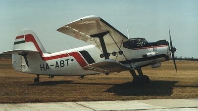 HA-ABT - Antonov AN-2 - Private