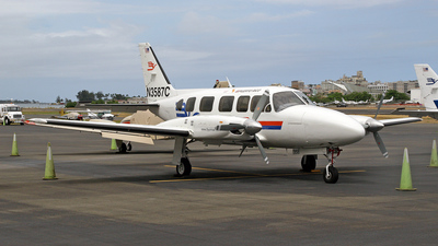 N3587C - Piper PA-31-350 Chieftain - Prinair