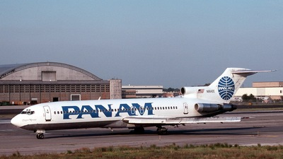 N8842E - Boeing 727-225 - Pan Am