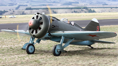 ZK-JIN - Polikarpov I-16 - Private
