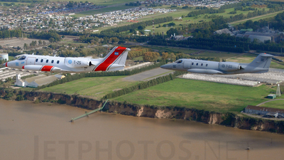 T-25 - Gates Learjet 35A - Argentina - Air Force
