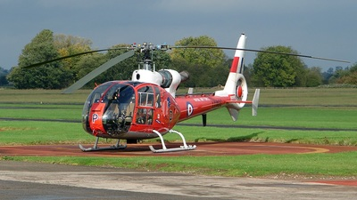 G-CDWH - Westland Gazelle HT.3 - Private