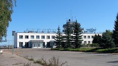 UUBC - Airport - Terminal
