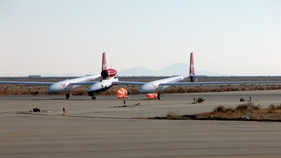 N277SF - Scaled Composites GlobalFlyer - Virgin Atlantic Airways