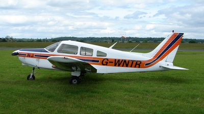 A picture of GWNTR - Piper PA28161 - [287816281] - © Robert Beaver