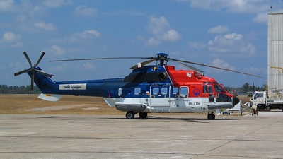9M-STW - Aerospatiale AS-332L1 Super Puma - MHS Aviation