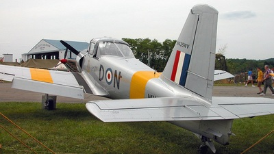 N435WV - Hunting Percival Provost T.1 - Private