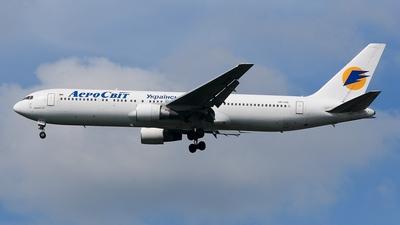 UR-VVG - Boeing 767-383(ER) - AeroSvit Ukrainian Airlines