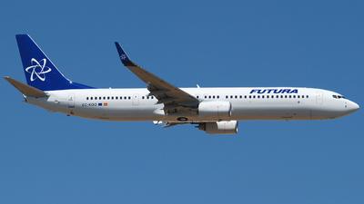 EC-KQQ - Boeing 737-96NER - Futura International Airways