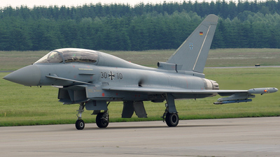 30-10 - Eurofighter Typhoon EF2000(T) - Germany - Air Force