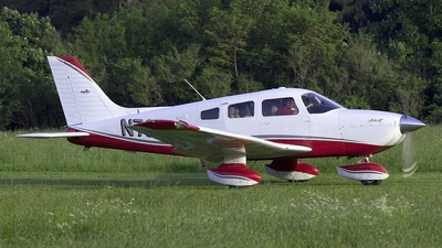 A picture of N73GR - Piper PA28181 Archer III - [2843586] - © Wallace Shackleton