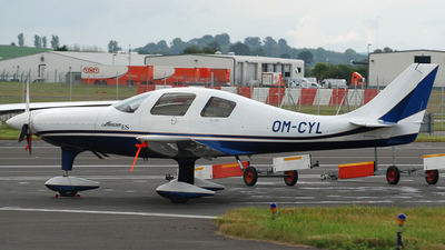 OM-CYL - Lancair ES - Private