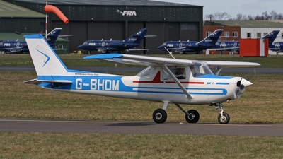 G-BHDM - Reims-Cessna F152 - Private