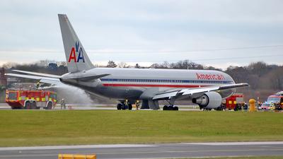 N386AA - Boeing 767-323(ER) - American Airlines