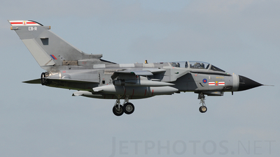 ZA447 - Panavia Tornado GR.4 - United Kingdom - Royal Air Force (RAF)