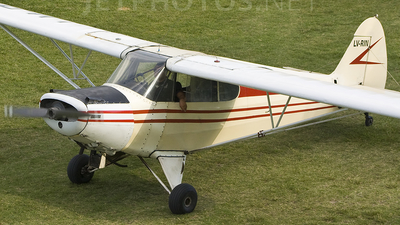 LV-RIN - Piper PA-12-125 Super Cruiser - Private