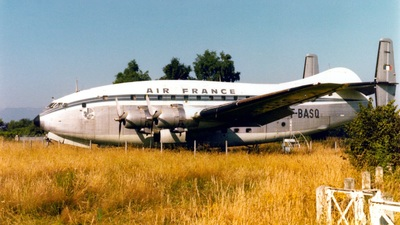 F-BASQ - Breguet 763 Deux Ponts - Air France
