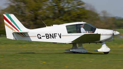 G-BNFV - Robin DR400/120 Petit Prince - Private