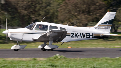 A picture of ZKWEH - Piper PA28161 - [287716022] - © Colin Hunter