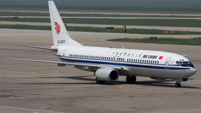 B-2671 - Boeing 737-89L - Air China