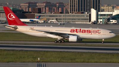 TC-ETK - Airbus A330-223 - AtlasJet