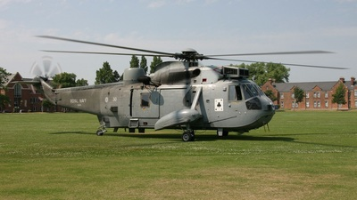 ZA168 - Westland Sea King HAS.6 - United Kingdom - Royal Navy