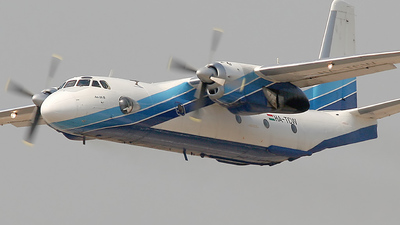 HA-TCW - Antonov An-26B - BASe - Budapest Aircraft Service