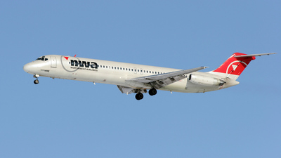 N775NC - McDonnell Douglas DC-9-51 - Northwest Airlines