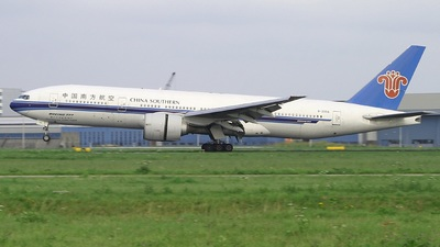 B-2056 - Boeing 777-21B(ER) - China Southern Airlines