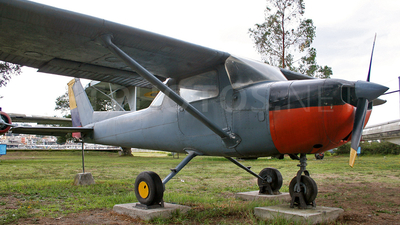 FAE506 - Cessna A150L Aerobat - Ecuador - Air Force