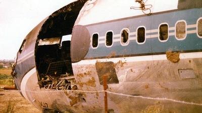 PP-VJZ - Boeing 707-345C - Varig