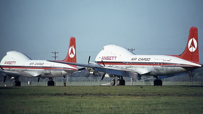 VH-INK - Aviation Traders ATL-98 Carvair - Ansett Airlines of Australia Air Cargo