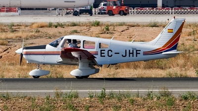 A picture of ECJHF - Piper PA28161 Warrior II -  - © Jose M. Barruezo