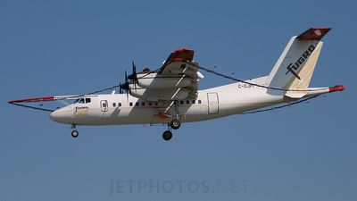 C-GJPI - De Havilland Canada DHC-7-102 Dash 7 - Voyageur Airways