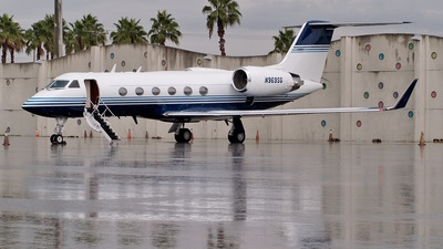 N969SG - Gulfstream G-IV - Moon Doggie Aircraft Services