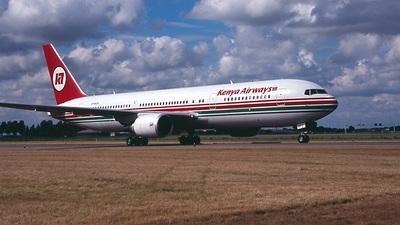 5Y-KQY - Boeing 767-36N(ER) - Kenya Airways