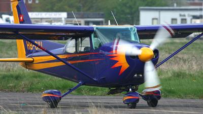 A picture of HBCIU - Cessna FR172J Rocket - [037] - © Paul Stevenson