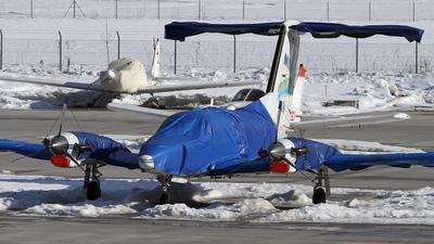 D-IMIM - Piper PA-42-720 Cheyenne III - MIM Air Ambulance