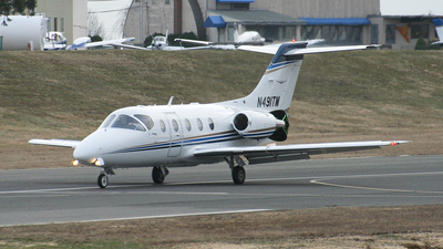 N491TM - Hawker Beechcraft 400XP - Private