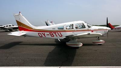 OY-BTU - Piper PA-28-161 Warrior II - Private