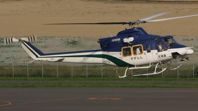 JA9986 - Bell 412 - Aero Asahi