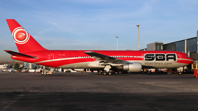 YL-LCZ - Boeing 767-3Y0(ER) - SBA Airlines (SmartLynx Airlines)