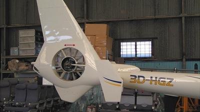 3D-HGZ - Westland Gazelle AH.1 - Private