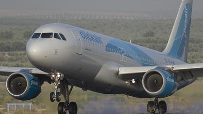 EC-GRI - Airbus A320-211 - Clickair