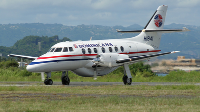HI-841 - British Aerospace Jetstream 31 - PAWA Dominicana