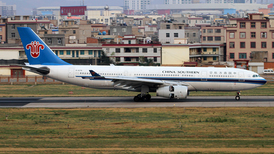 B-6078 - Airbus A330-243 - China Southern Airlines