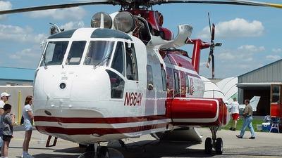 N664Y - Sikorsky S-61R - Helicopter Transport Services