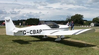 A picture of GCBAP - Zenair CH601ULA Zodiac - [PFA 162A13656] - © Paul Chandler