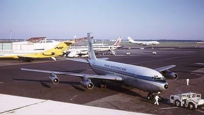 N710PA - Boeing 707-121B - Pan Am