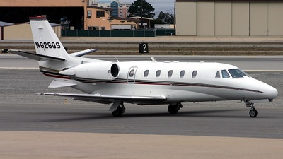 N626QS - Cessna 560XL Citation Excel - NetJets Aviation
